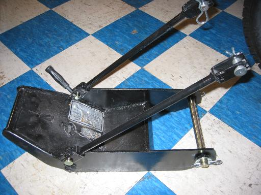 NEW Front Quick Hitch #6 for Honda RT5000, H5013, or H5518 Tractor