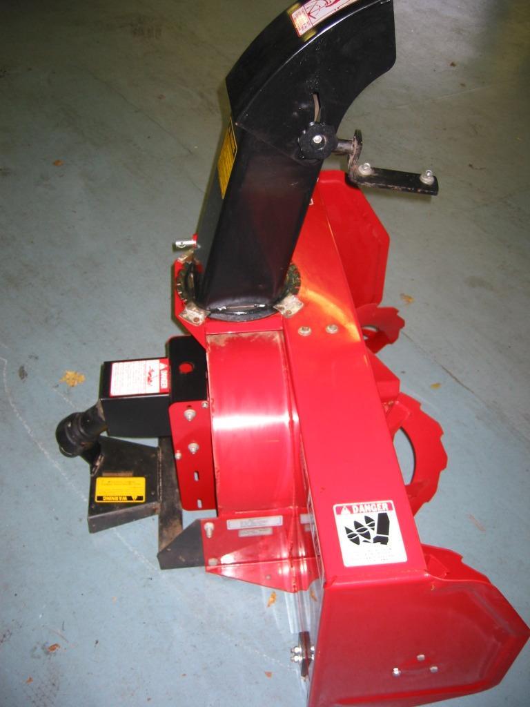 LIKE NEW 42″ Snowblower #8 for Honda RT5000, H5013, or ...