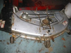 Used 46″ Mower Deck for Honda H5013 or H5518 Tractor