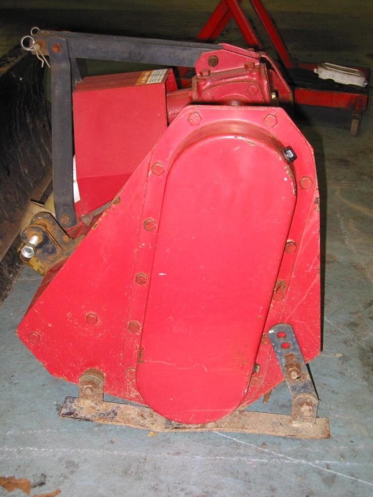 "<span class=""dojodigital_toggle_title"">Used 40″ Rototiller for Honda RT5000, H5013, or H5518 Tractor</span>"