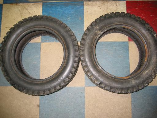 "<span class=""dojodigital_toggle_title"">Used Front Turf Tires for Honda RT5000, H5013, or H5518 Tractor</span>"