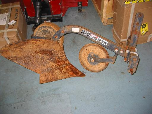 "<span class=""dojodigital_toggle_title"">Used Moldboard Plow for Honda RT5000, H5013, or H5518 Tractor</span>"