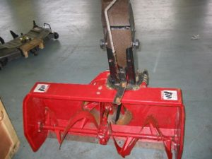 Used 42″ Snowblower #7 for Honda RT5000, H5013, or H5518 Tractor