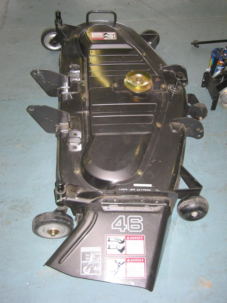 """NEW (NOS) 46"""" Mower Deck for Honda RT5000 Tractor!"""