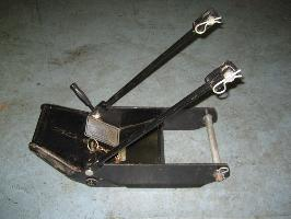 "<span class=""dojodigital_toggle_title"">LIKE NEW Front Quick Hitch #6 for Honda RT5000, H5013, or H5518 Tractor</span>"