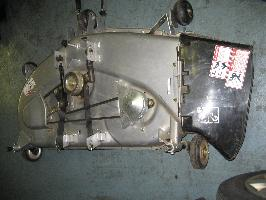 """LIKE NEW 46"""" Mower Deck for Honda H5013 or H5518 Tractor"""