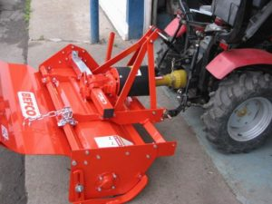 NEW 42″ BEFCO Rototiller for Honda RT5000, H5013, or H5518 Tractor