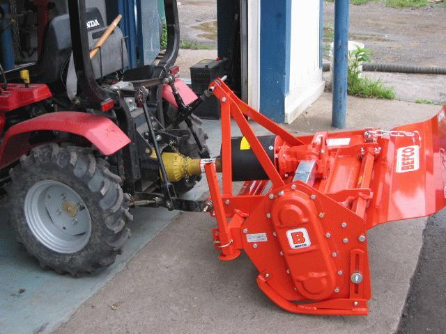 "NEW 42"" BEFCO Rototiller for Honda RT5000, H5013, or H5518 Tractor"