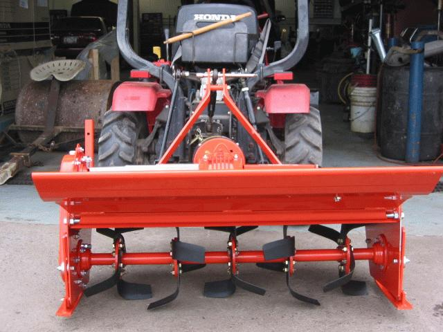"NEW 42"" BEFCO Rototiller for Honda RT5000, H5013, or H5518 Tractor"