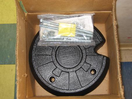 BRAND NEW Wheel Weights for Honda RT5000, H5013, or H5518 Tractor