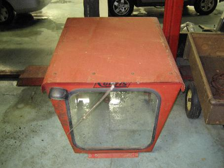 Used Curtis Hard Cab for Honda H5518 Tractor