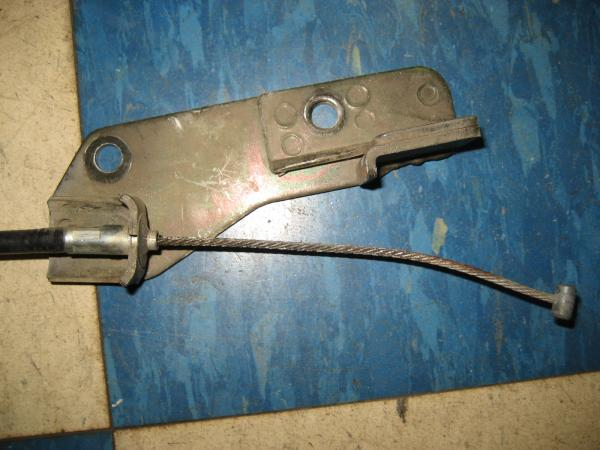 LIKE NEW RT5000/H5013 Front PTO Clutch Cable Part Number 75187-752-630