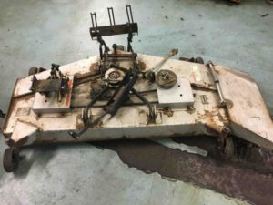 Used 52″ Mower Deck #17 for H5518 Tractor